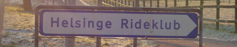 Helsinge Rideklub